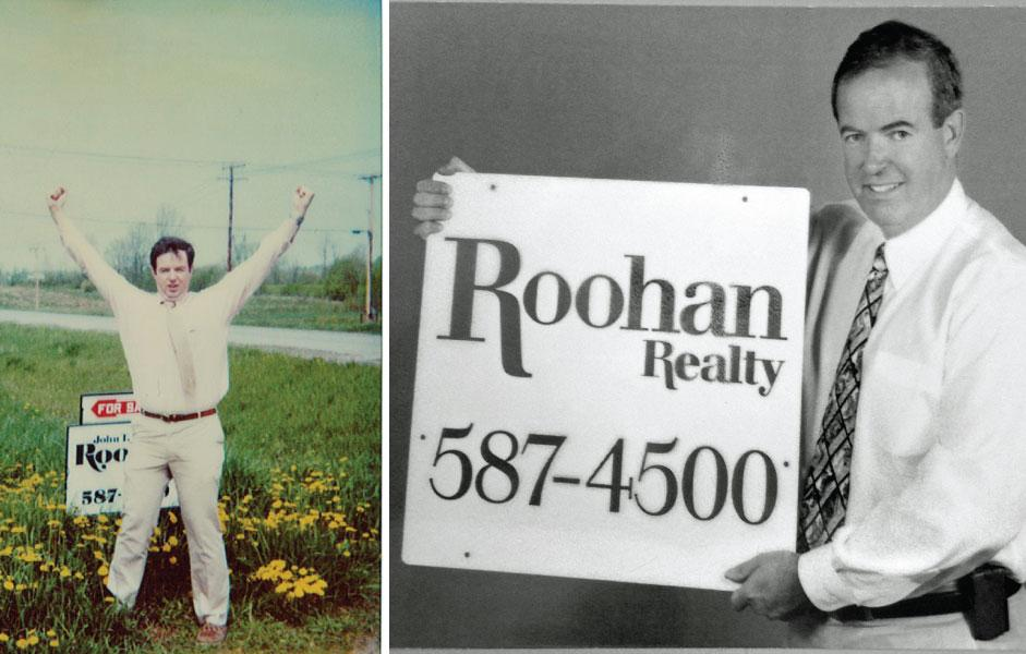 Tom Roohan President of Roohan Realty established in 1969