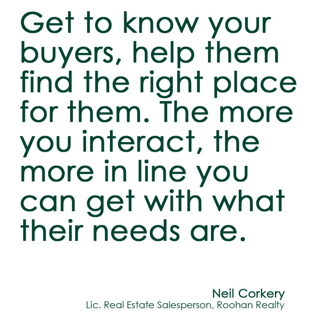 neil corkery millennial realtor quote