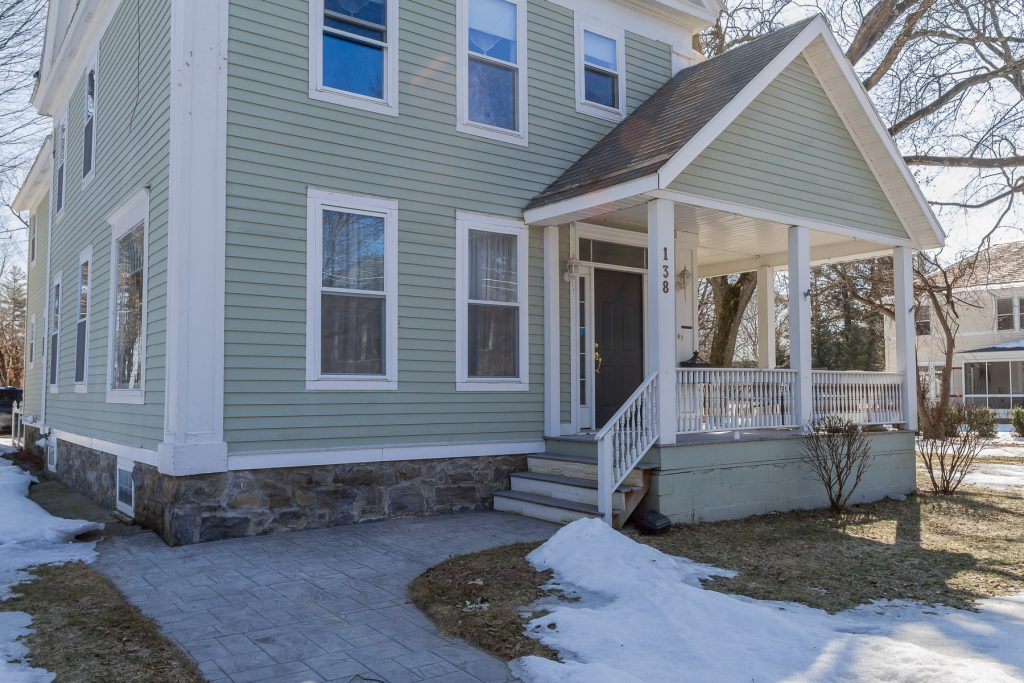 138 Nelson Avenue NY 12866 is a restored victorian home for sale