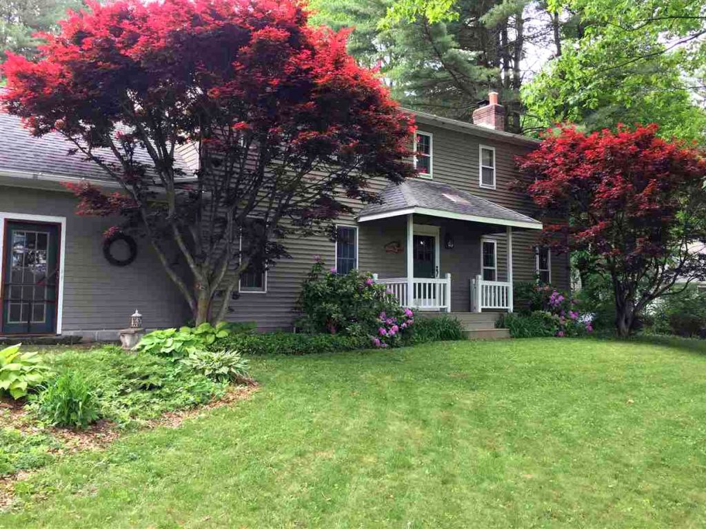 112 north milton road in greenfield ny is a home for sale with 4 bedrooms and 3 bathrooms