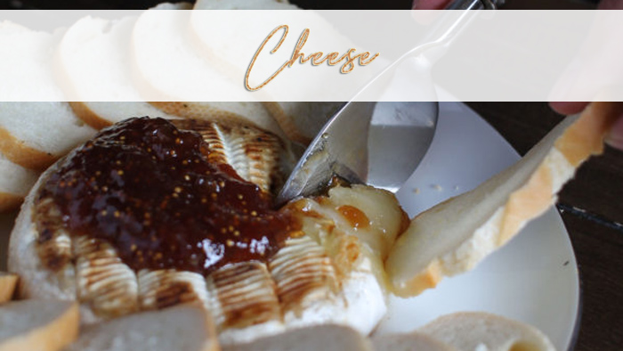 grilled brie cheese appetizer