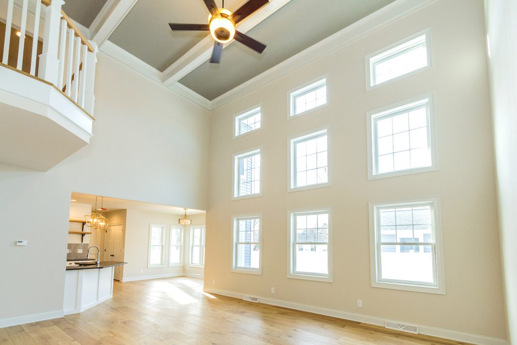 7 Madison Street, Saratoga Springs, NY is a new construction home for sale with an Open floor plan interior complemented by a neutral color palette and Andersen ENERGY STAR windows