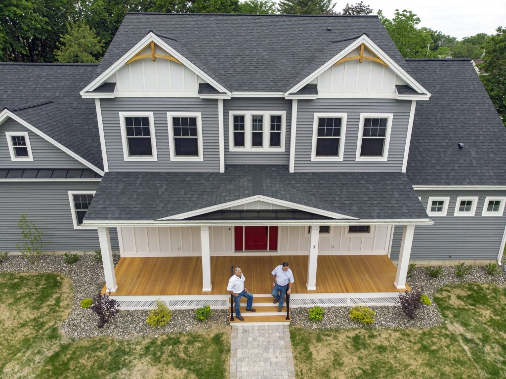 7 Madison Street, Saratoga Springs, NY is a new construction home for sale with 4 bedrooms, 3 baths, and 2700 square feet