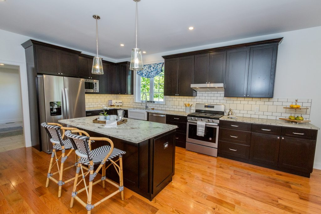 161 Burgoyne Road, Schuylerville, NY 12871 is a home for sale with gourmet kitchen, granite counter tops and large center island