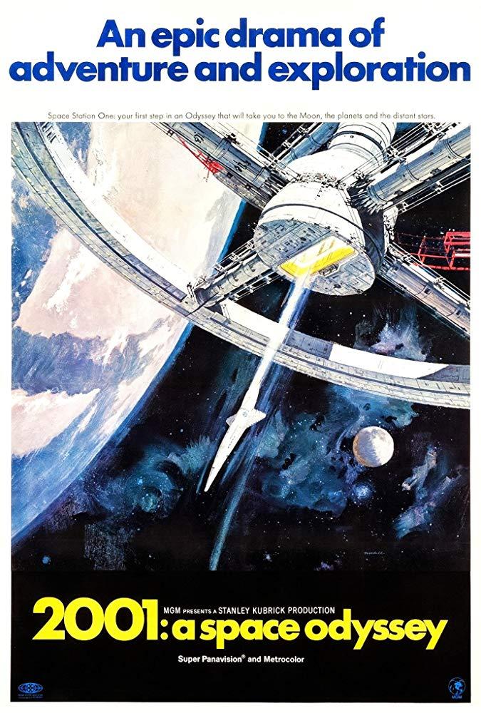 A Space Odyssey 1968