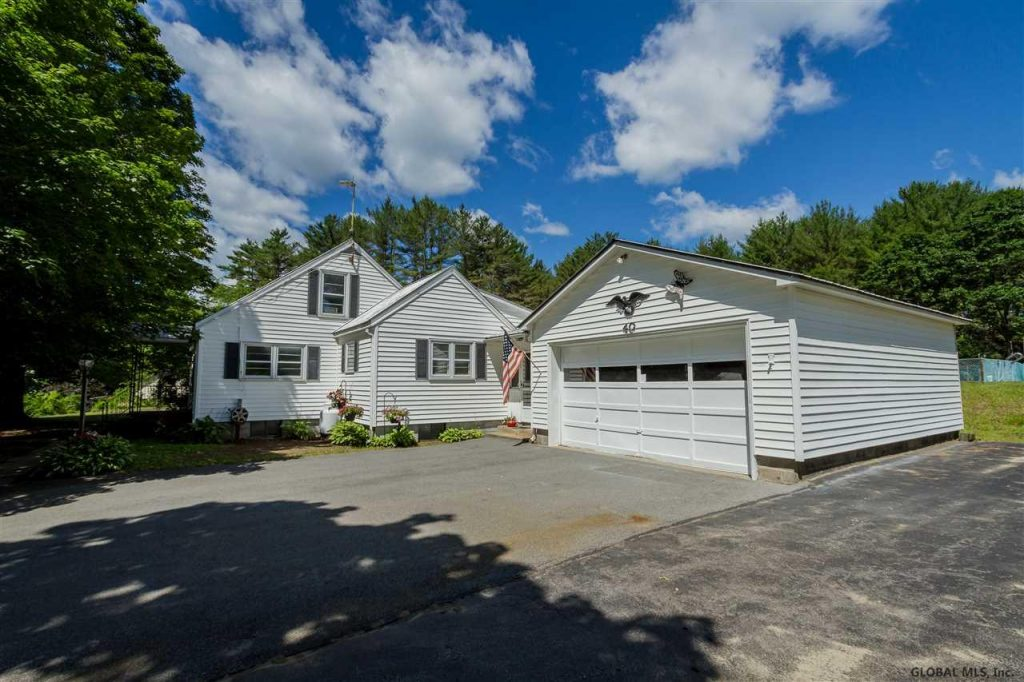 40 Fuller Road is a 3 bedroom 1 bathroom home for sale in Cornith, NY