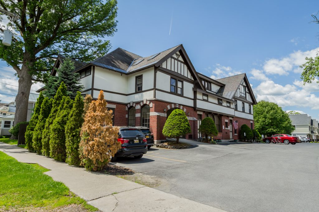 37 Clark Street is a 2 bedroom 2 bathroom condo for sale in Saratoga Springs, NY for $334,900
