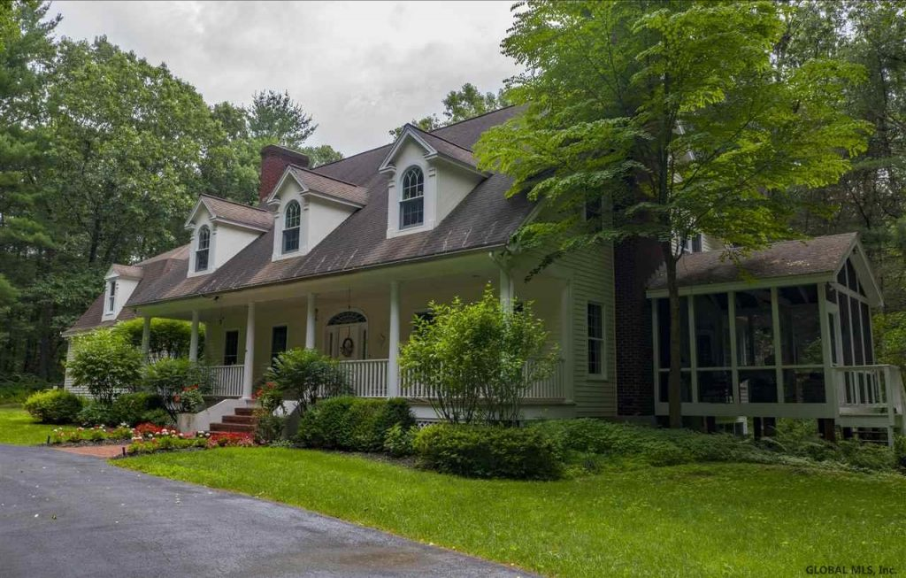 2 Rolling Brook is a home for sale in Saratoga Springs, NY with 4 bedrooms and 4 bathrooms for $899,000