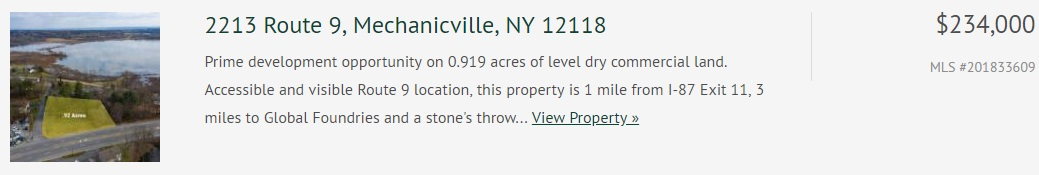 2213 route 9 mechanicville ny 12118