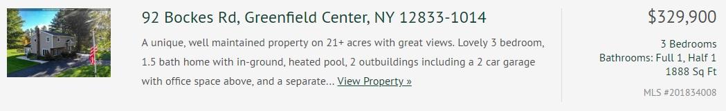 92 bockes road greenfield center ny 12833
