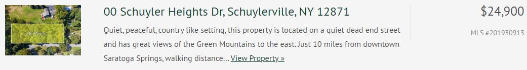00 schuyler heights drive schuylerville ny 12871