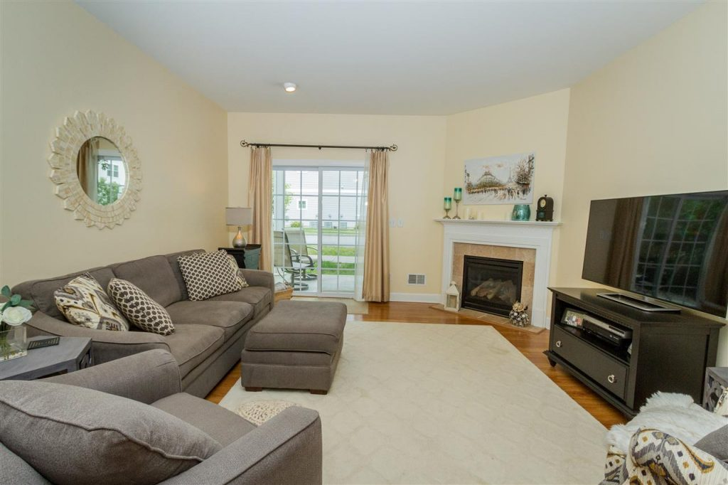 324 Ballston Avenue is a home for sale in Saratoga Springs, NY with a Large living room/gas fireplace, gleaming Pergo floors & slider to your own private patio.