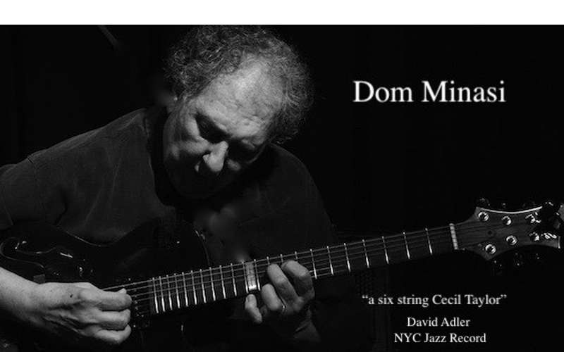 Dom Minasi and the DTR trio will be performing selections from his masterwork Vampire's Revenge