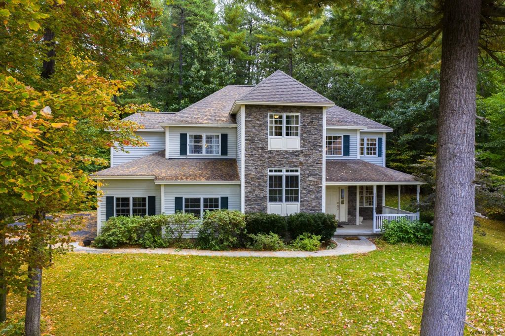 2 Harvest Lane is a home in Wilton with 5 bedrooms and 4.5 bathrooms for $649,900