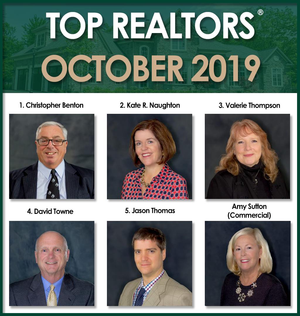 october 2019 top agents roohan realty saratoga ny