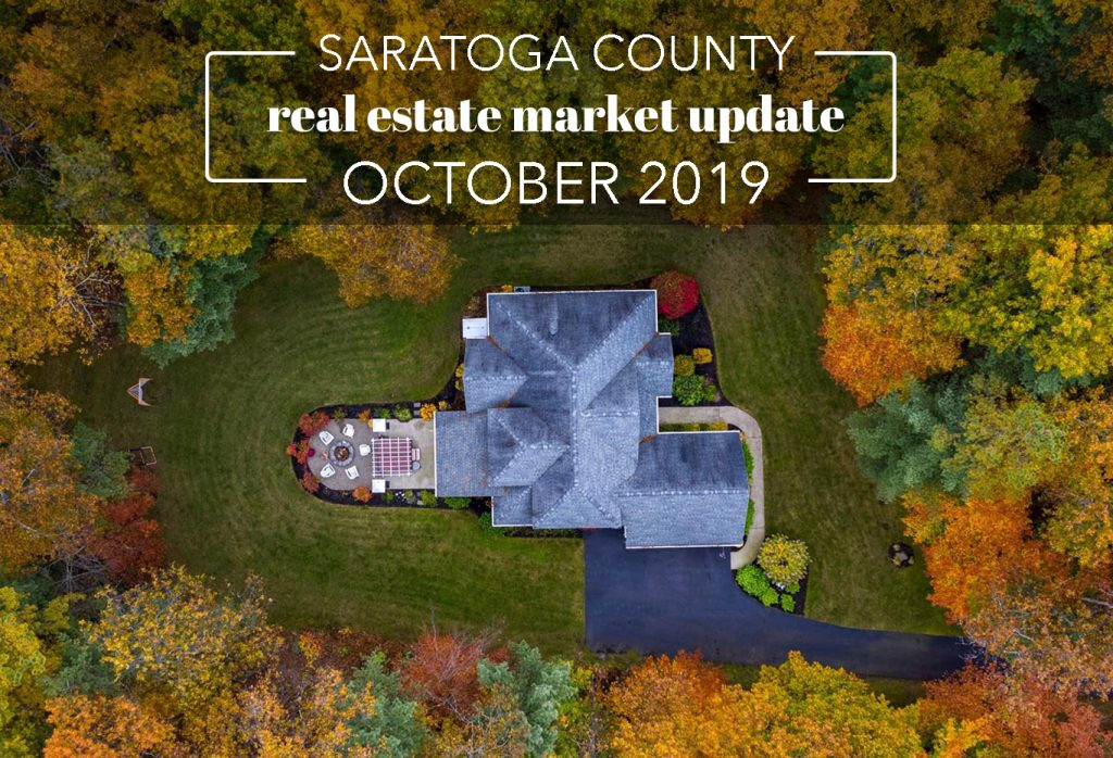 saratoga county real estate market update for october 2019 by eli king