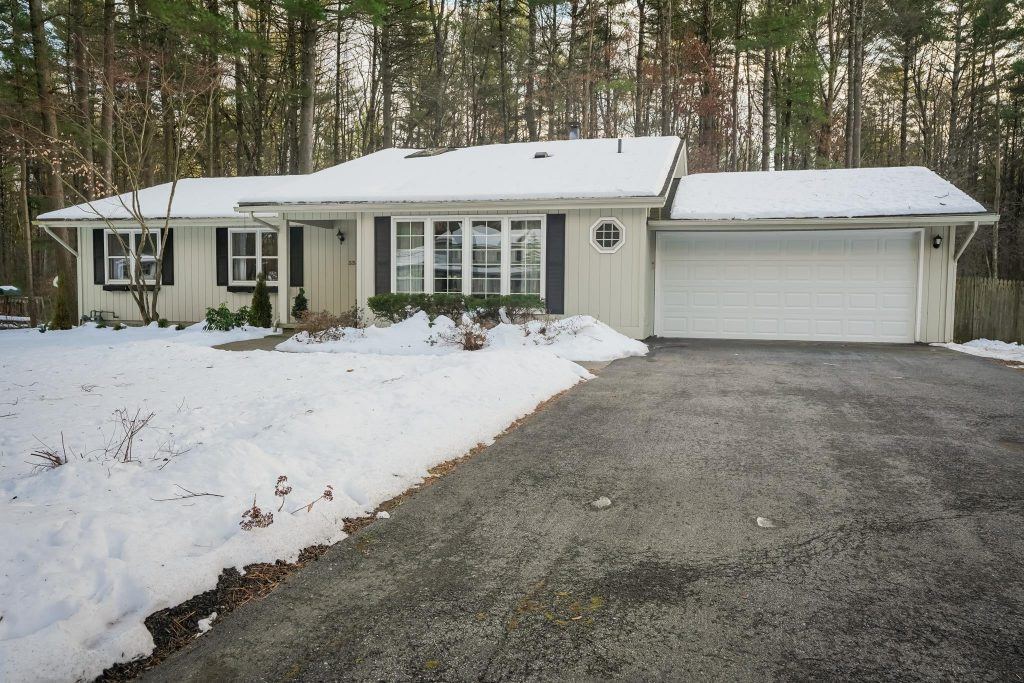 33 Rip Van Lane is in Saratoga Springs with 3 bedrooms and 2 bathrooms.