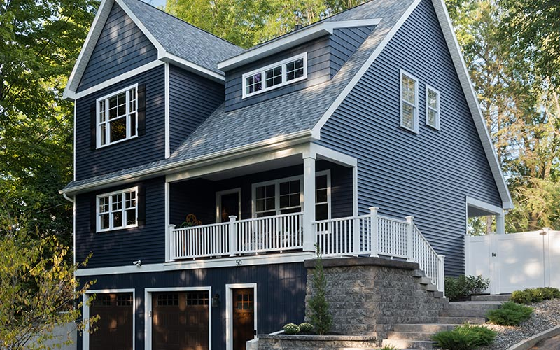Kodiak Construction's award-winning entry in the 2019 Saratoga Showcase of Homes