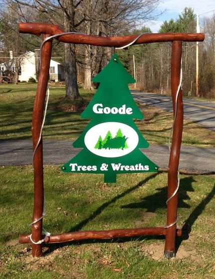 goode trees and wreaths