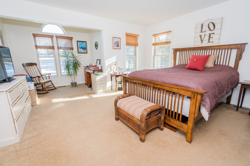169 Gronczniak Road is a home for sale in Stillwater, NY with a first floor master bedroom and bathroom.