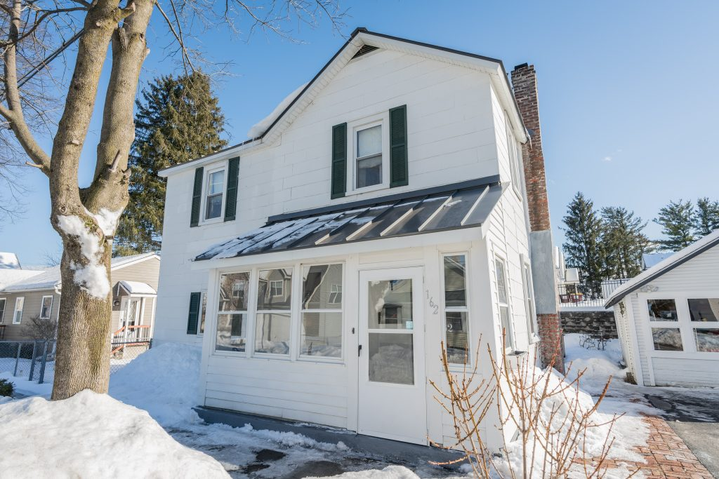 162 Ash Street is a home for sale in Saratoga Springs with 3 bedrooms and 2 bathrooms