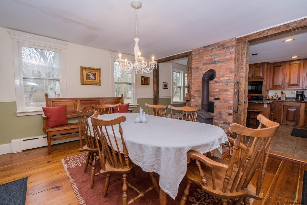 727 Route 29 is a farmhouse for sale in Saratoga Springs, NY