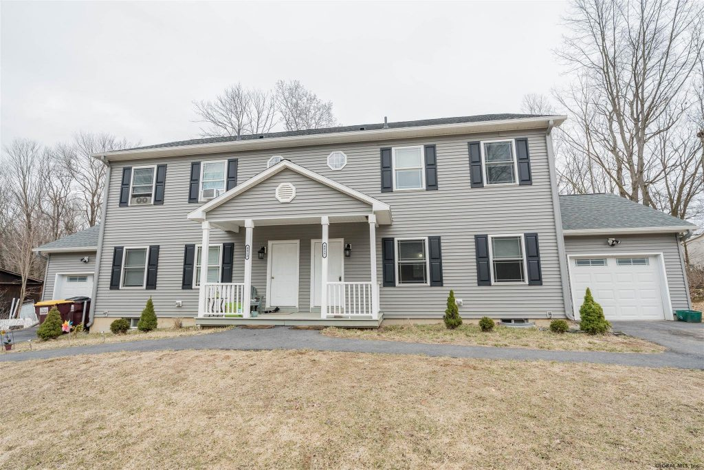 4817 NYS Route 50 is a duplex for sale in Gansevoort, NY 12831