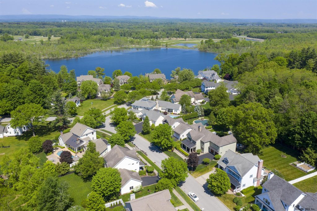 54 Waterview Drive is a home for sale in Saratoga Springs, NY just a stone's throw to lake lonely