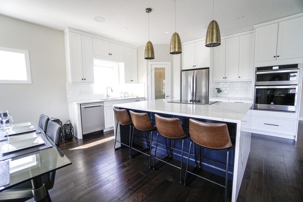 bold kitchen islands 2020 home design trends