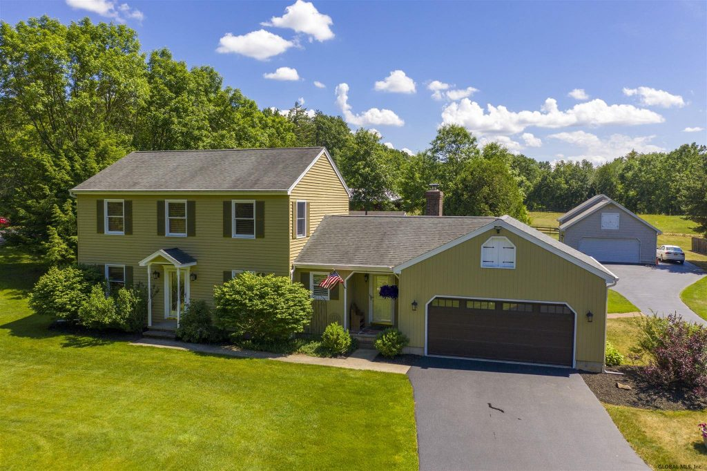 106 Old Schuylerville Road is a home for sale in Saratoga Springs, NY 12866 with 4 bedrooms and 3.5 bathrooms