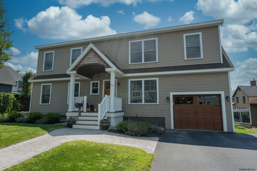35 Vermont Street is a home for sale in Saratoga Springs, NY 12866