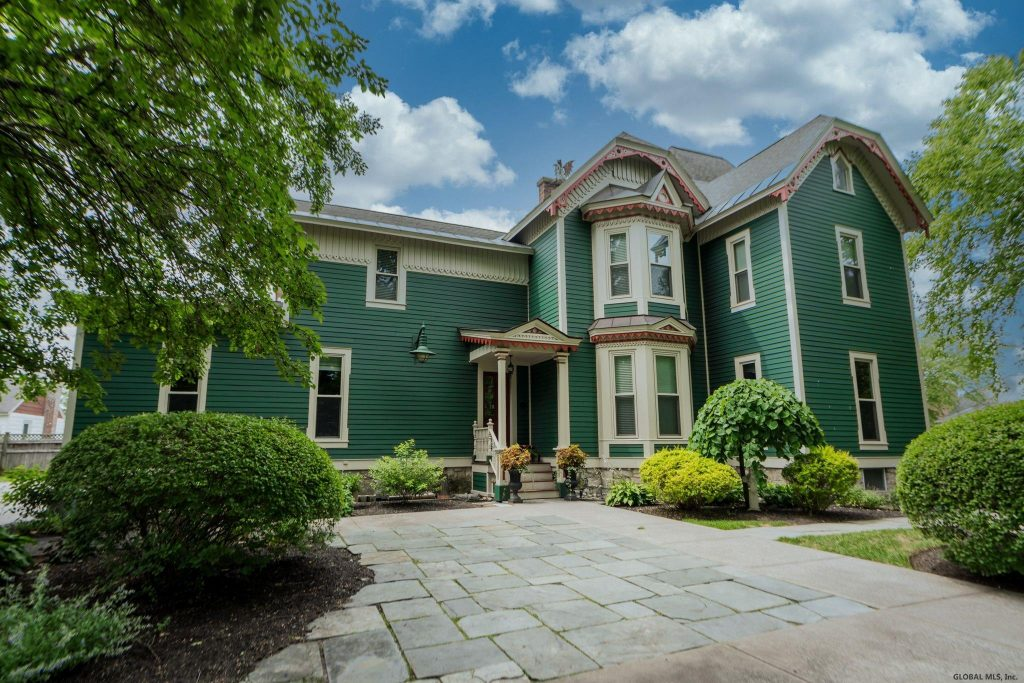 55 Warren Street is a home for sale in Saratoga Springs, NY 12866