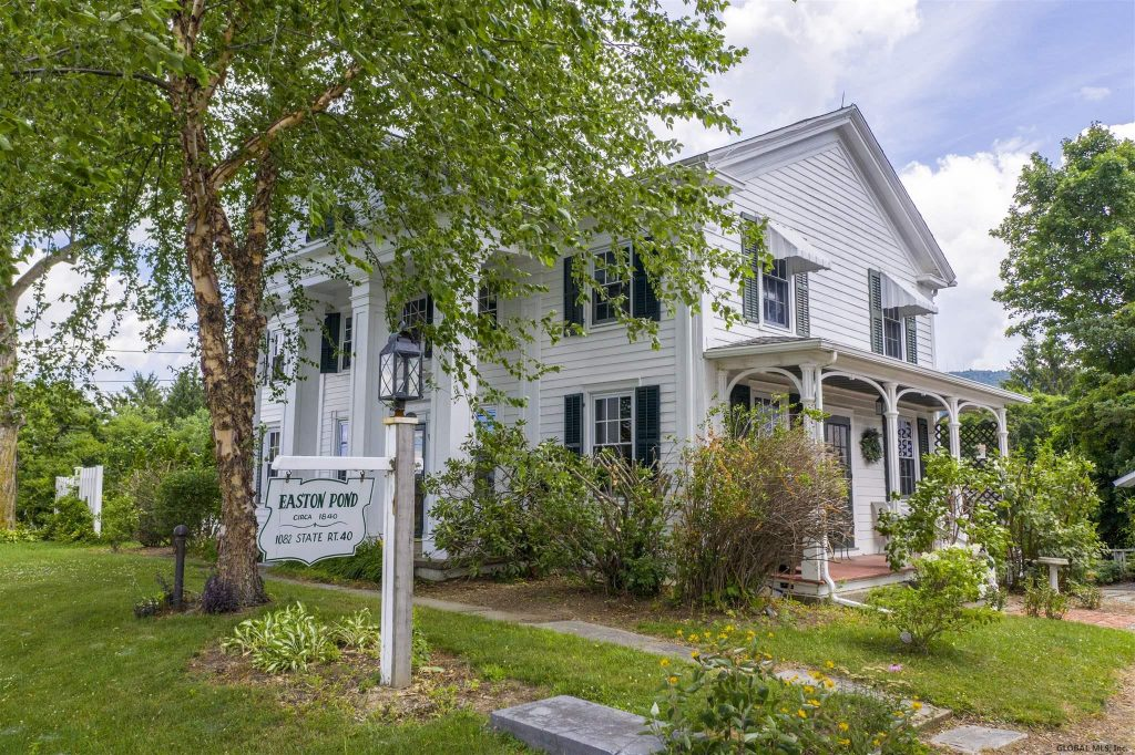 1082 State Route 40 is a home for sale in Greenwich, NY 12834 with 4 bedrooms and 2.5 bathrooms