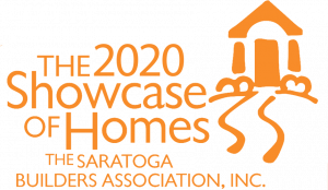 2020 saratoga showcase of homes logo
