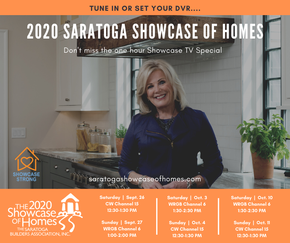 2020 saratoga showcase of homes