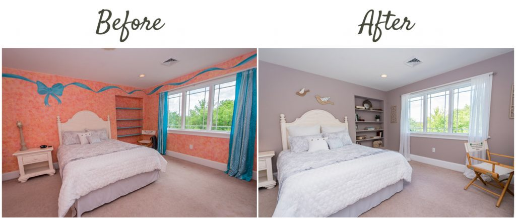 before after 1128 middleline road ballston spa ny befroom