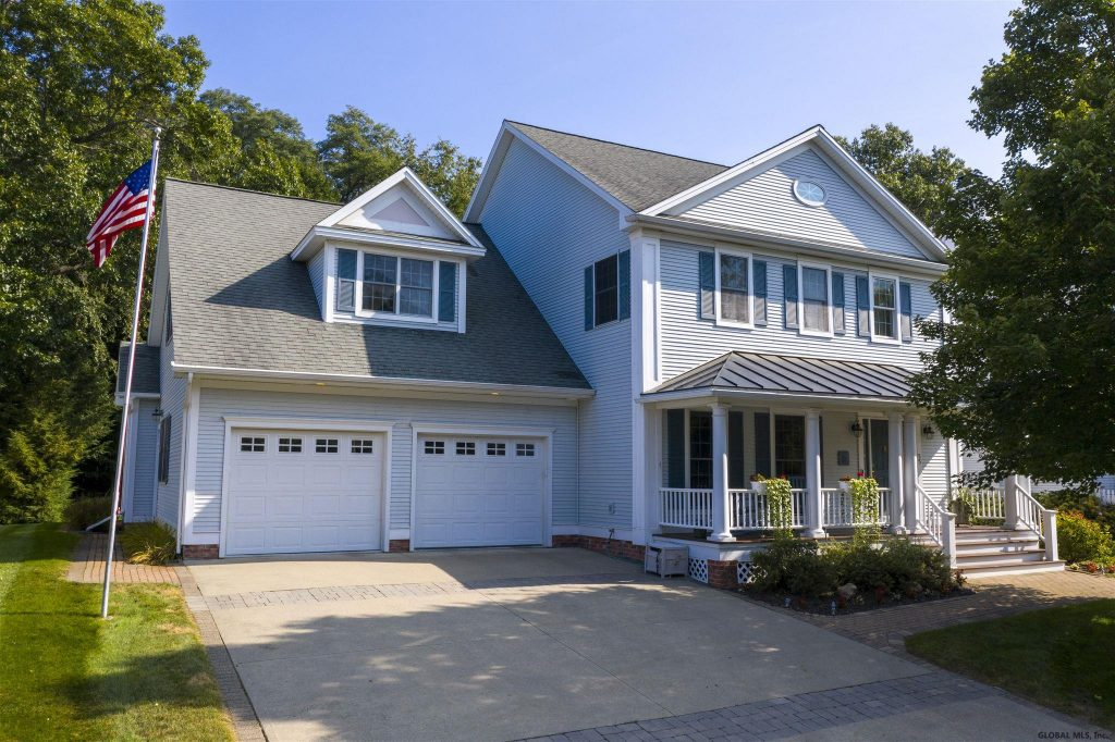 55 Waterview Drive is a home for sale in Saratoga Springs, NY with 3 bedrooms and 3.5 baths