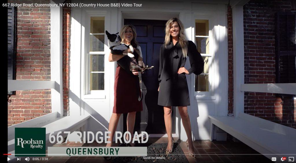 667 ridge road queensbury ny 12804 country house b&b video