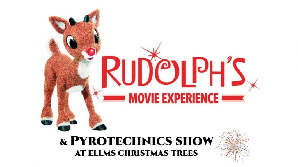 rudolphs movie experience and pyrotechnics show ellms family farm ballston spa ny