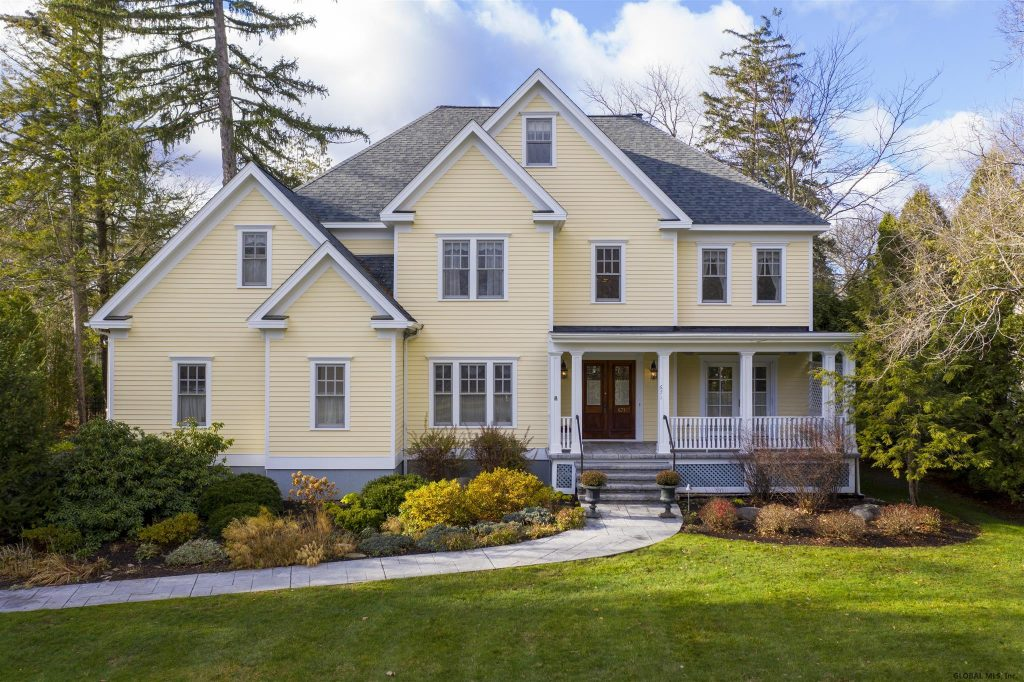 671 North Broadway is a home for sale in Saratoga Springs, NY 12866 with 4 bedrooms, 3 full and 2 half baths