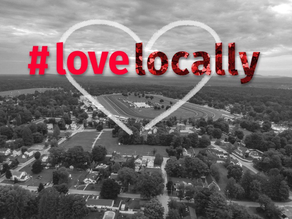 #lovelocally saratoga