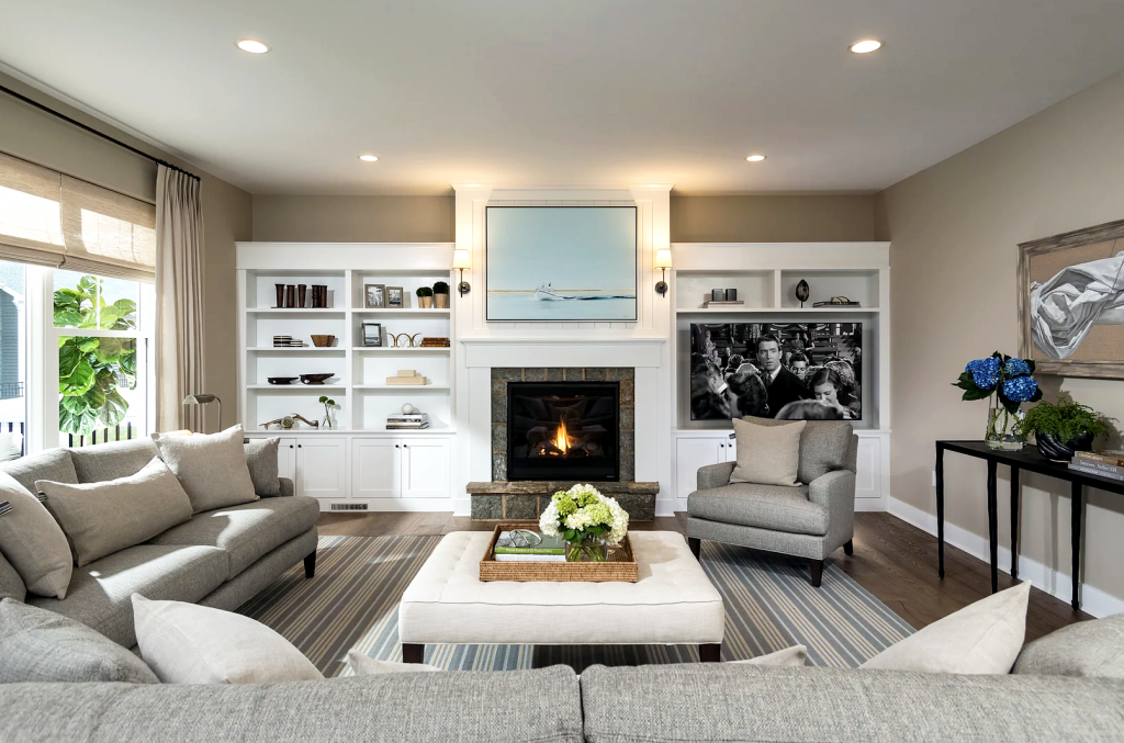 family space 2021 home design trend