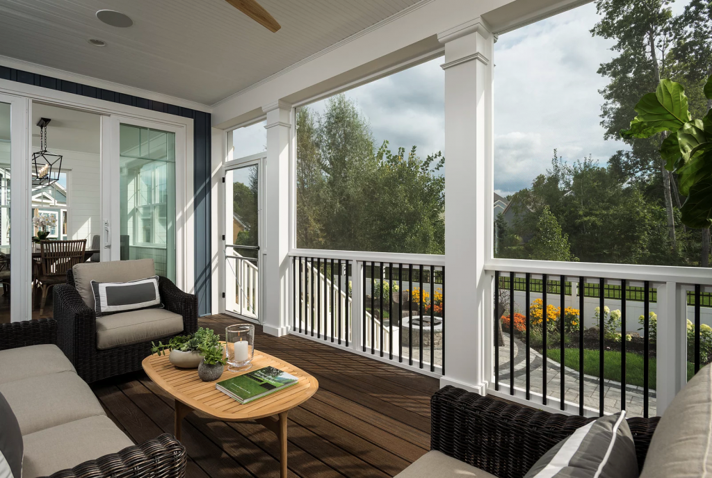 Maximizing outdoor space 2021 home design trend