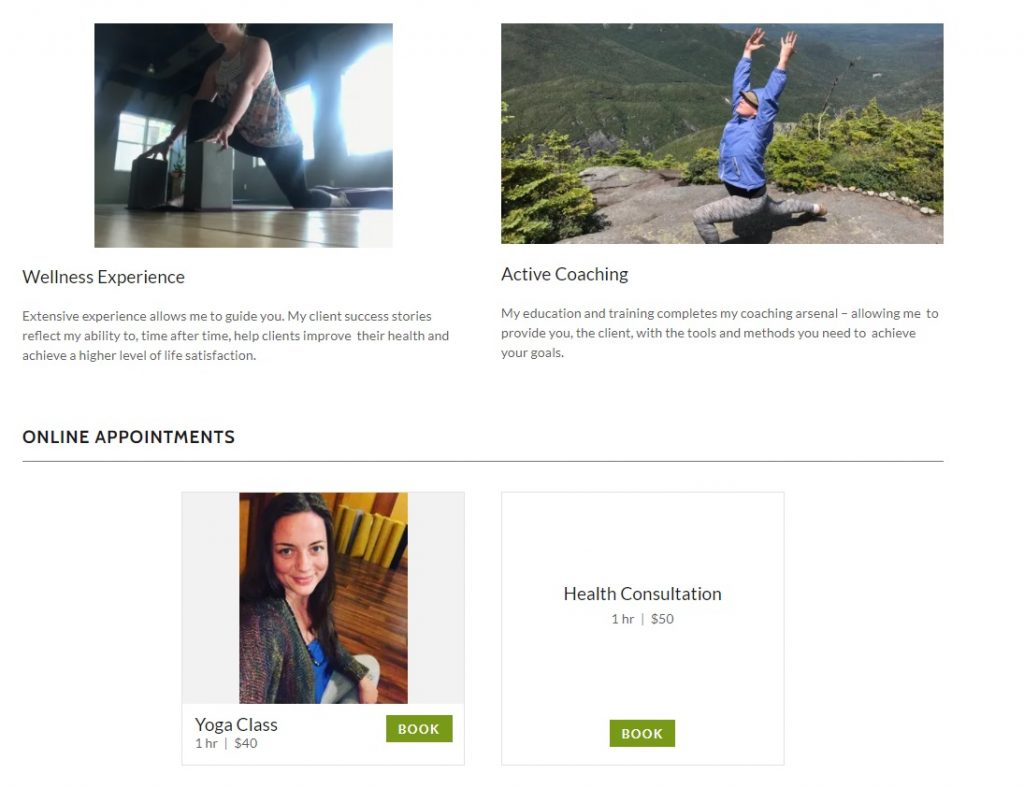 we care wellness yoga classes online middle grove ny