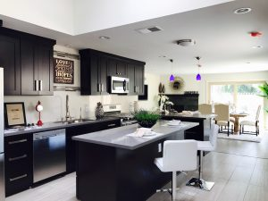 what home buyers want kitchen trends 2021 black kitchens
