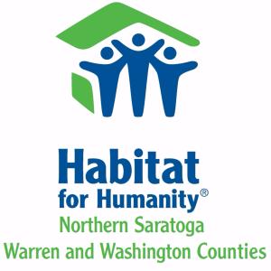 habitat saratoga ny logo