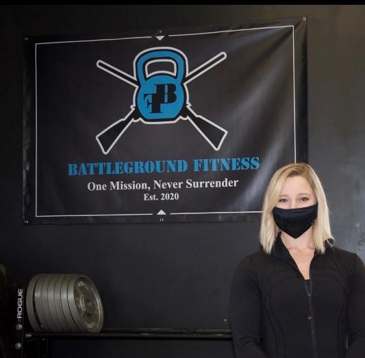 battleground fitness saratoga rebbekka graziano