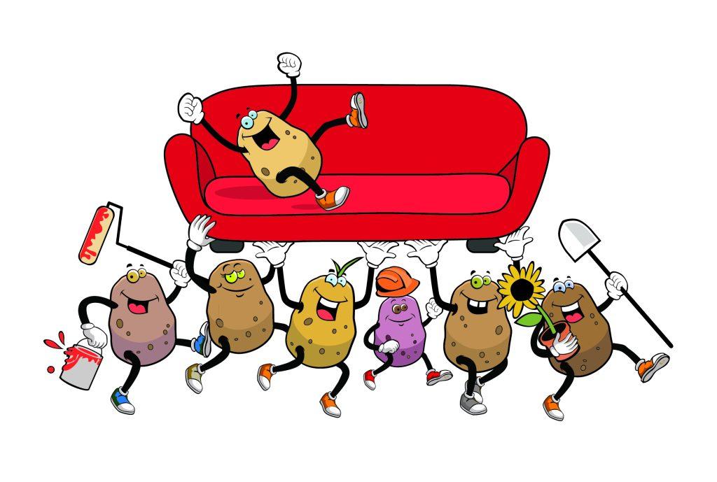 couch potato fun run saratoga 2021