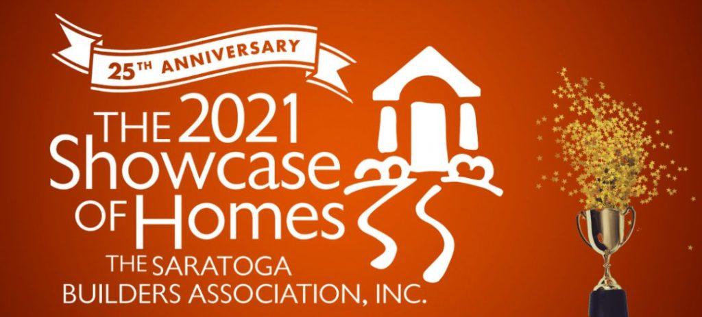 2021 saratoga showcase of homes awards winners