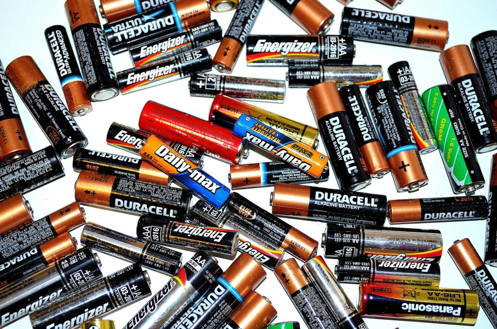 get rid of household batteries saratoga county